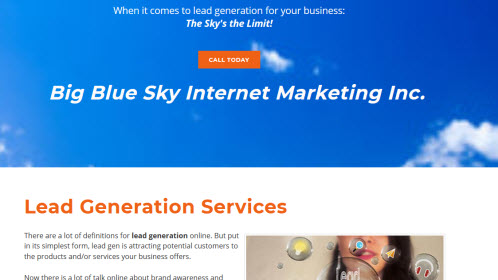 Blue Sky Internet Marketing