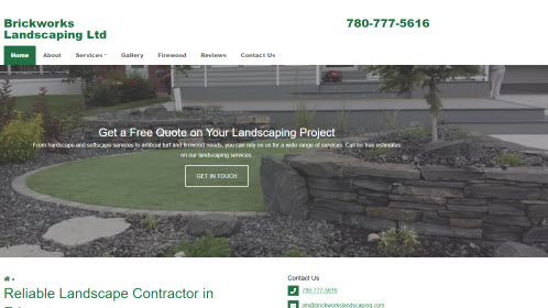 Brickworks Landscaping