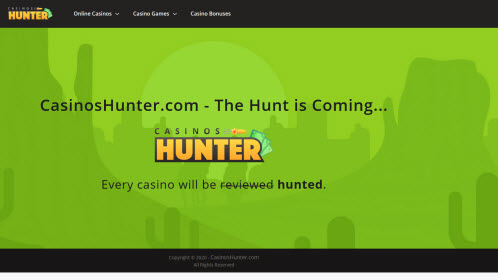 Casinos Hunter Canada