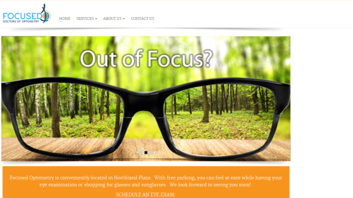 Focused Optometry Calgary