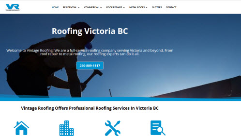 Roofing Victoria