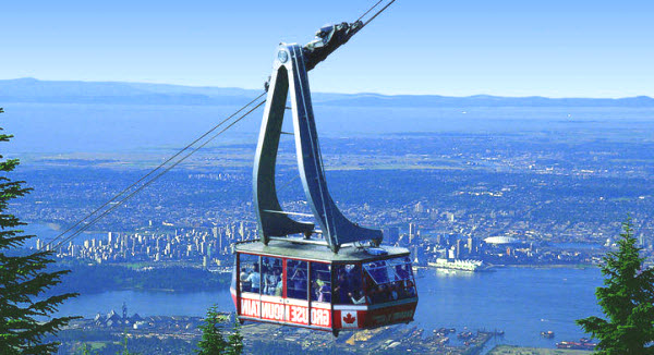 Grouse Mountain Tickets 25$ per person